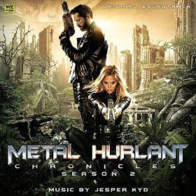 MetalHurlantChroniclesS2-CD