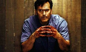 Ash vs Evil Dead series first trailer.