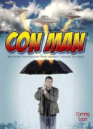 Con Man trailer (Firefly fans rejoice).