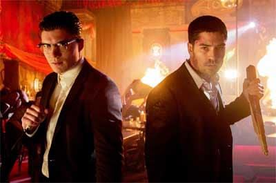 From Dusk Till Dawn series 2 trailer.
