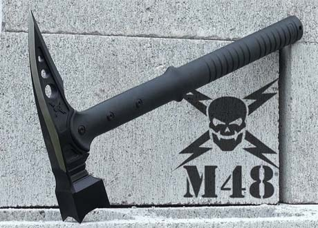 M48 Tactical War Hammer . . . better than Daryl Dixon's crossbow?