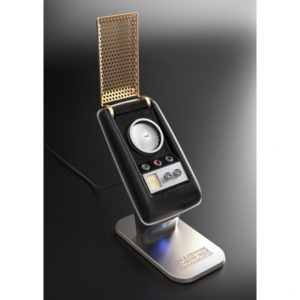 Star Trek Bluetooth communicator: as in, fully working!