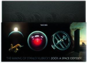 Kubrick 2001 Cover