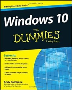 Windows10ForDummies