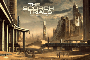 The Maze Runner: The Scorch Trials (new trailer).
