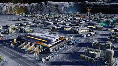 Anno 2205 - smoking new future game trailerage.