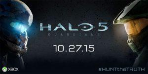 Halo 5: A Hero Falls trailer.
