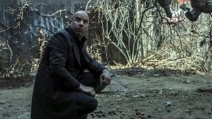 """Witch"" way to go? Who knows but only one witch hunter can answer that in Vin Diesel's Kaulder from the flaccid fantasy THE LAST WITCH HUNTER"