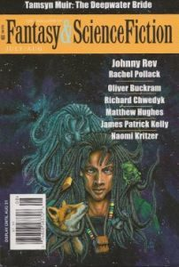The Magazine Of Fantasy & Science Fiction, Jul/Aug 2015