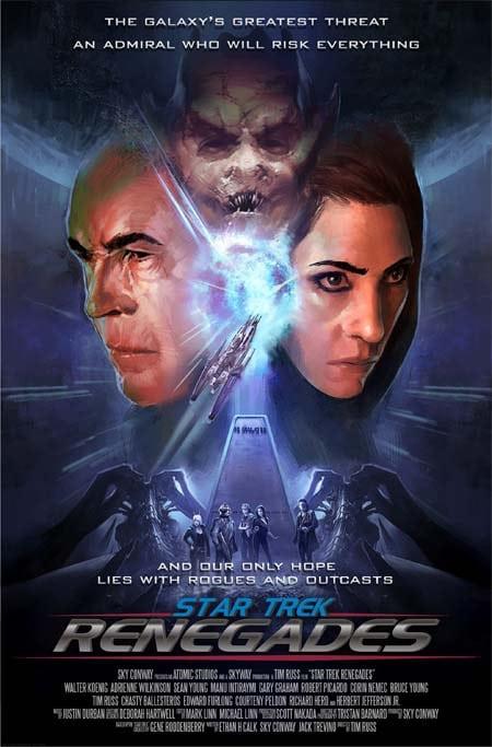 Star Trek: Renegades (Episode 1) - in full to watch here.