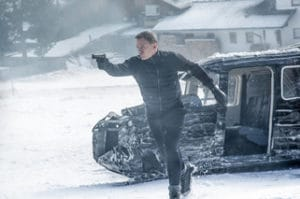 "Agent 007 fans will find a common ""Bond"" with Daniel Craig and his fourth outing as the licensed to kill Lothario in the stunning and kinettic SPECTRE"
