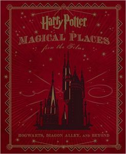 Harry Potter: A History of Magic.