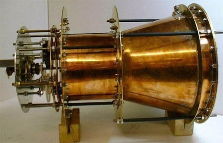 NASA's Eagleworks still finding strange thrust in EM drive.