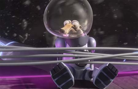 Ice Age: Collision Course (mini-cartoon).