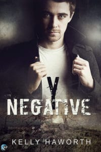 Y Negative by Kelly Haworth (book review)