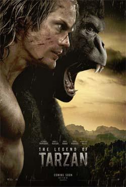 The Legend of Tarzan (first trailer).