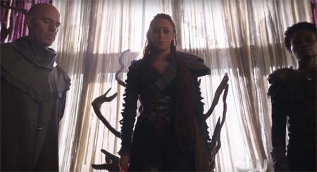 The 100, 3rd season first trailer.