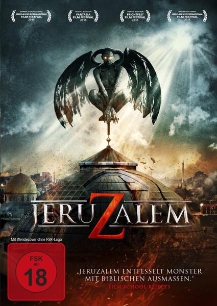 JeruZalem (2015) (a film review by Mark R. Leeper).