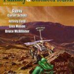 The Magazine Of Fantasy & Science Fiction, Nov/Dec 2015, Volume 128 # 722 (magazine review).