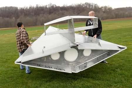 Star Wars Star Destroyer - largest remote control model ever?