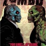 Zombo: You Smell Of Crime And I'm The Deodorant by Al Ewing and Henry Flint (graphic novel review).