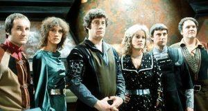Blake's 7 lead actor Gareth Thomas passes away.