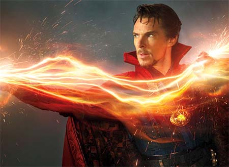 Doctor Strange will see you now (second trailer).