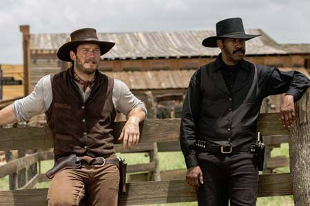 The Magnificent Seven, a re-boot too far?