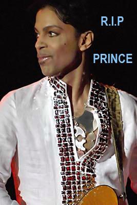 Singer Prince dies aged 61.