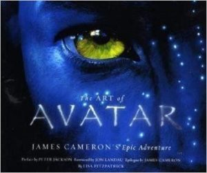 The Art Of Avatar by Lisa Fitzpatrick, preface by Peter Jackson and foreword by Jon Landau. Published by Abrams