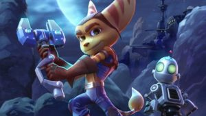The courageous cat-and-and mouse...er, cat-and-robot duo of RATCHET & CLANK look to being the fun-loving saviors in the weak-kneed movie adaptation of the popular Playstation video game