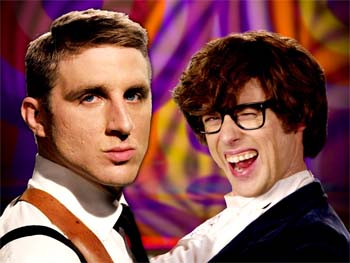 Austin Powers rap battle against Bond, James Bond.