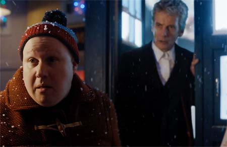 Matt Lucas back for Doctor Who series 10.