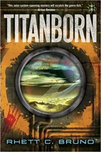 Titanborn by Rhett C. Bruno (book review)