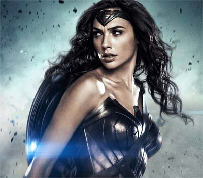 Wonder Woman interviews: Gal Gadot, Chris Pine, Robin Wright, Patty Jenkins and Charles Roven.
