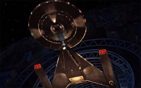 Star Trek Discovery coming to Netflix, May 2017.