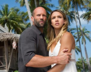 "What do you know...it's MECHANIC: RESURRECTION's version of ""Beauty and the Bullet-Spraying Beast"" in Dennis Gansel's contrived hit man fairy tale"