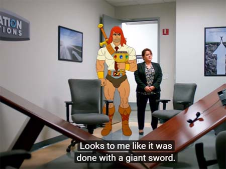 Son Of Zorn (new fantasy comedy TV series trailer).