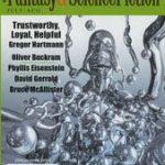The Magazine Of Fantasy & Science Fiction, Jul/Aug 2016, Volume 131 # 726 (magazine review).