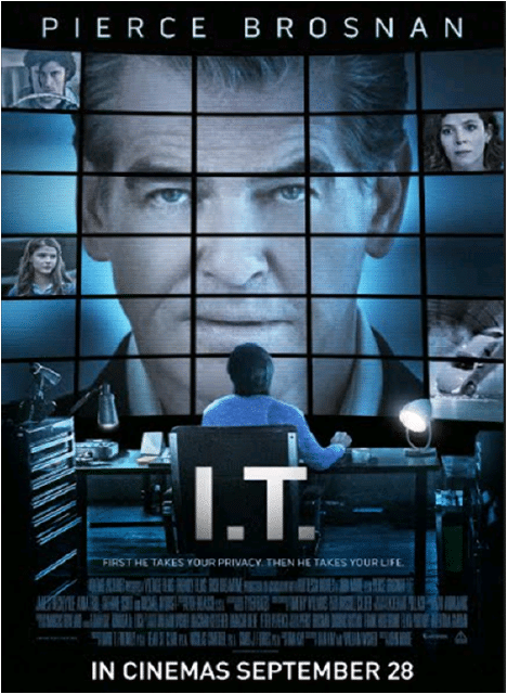 I.T. (2016) (a film review by Mark R. Leeper).