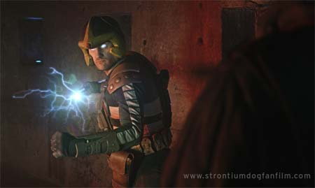 Strontium Dog the movie.