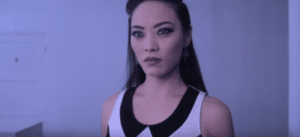 Arden Cho is diversely divine in KindredQuest, Inc's 2016 film THE FINAL DAYS OF THE LAW