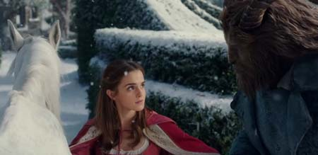 Beauty and the Beast: Emma Watson got song.