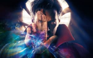 Benedict Cumberbatch does not seem all that STRANGE as the gifted physician searching for inner strength and peace of mind in this latest Marvel popcorn pleaser