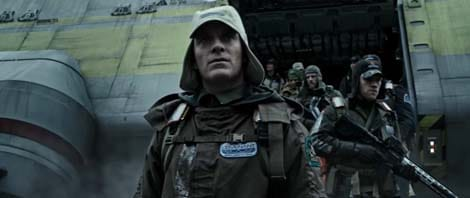 Alien: Covenant (first trailer).
