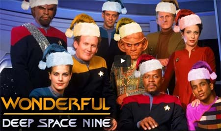 A Star Trek Christmas?