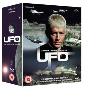 UFO – The Complete Series (Blu-Ray and book review