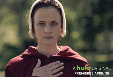 The Handmaid's Tale (trailer of terror).