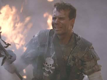 Bill Paxton dies aged 61 - Game over, man.