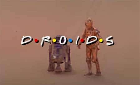 Droids: because everyone needs Robot Friends?